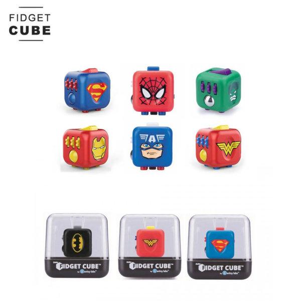 Zuru Fidget Cube Антистрес кубче Супергерои 306193