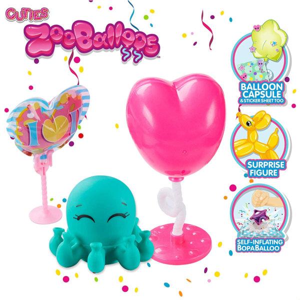 ZooBalloos Малки животни балони изненада 37501