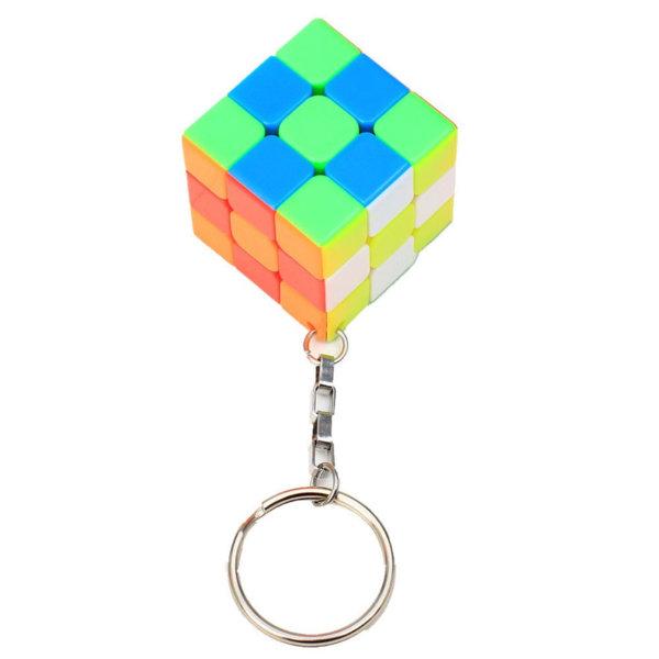 Мини магически куб ключодържател 194539