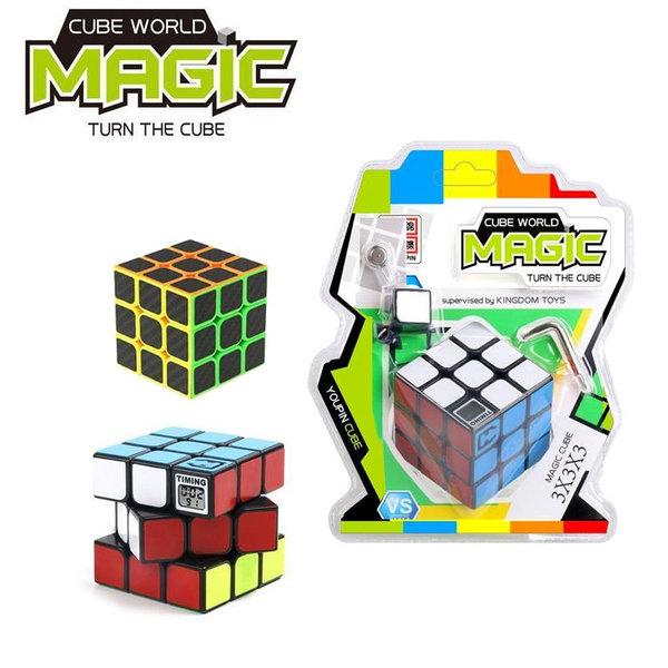Магически куб с вграден таймер 190418