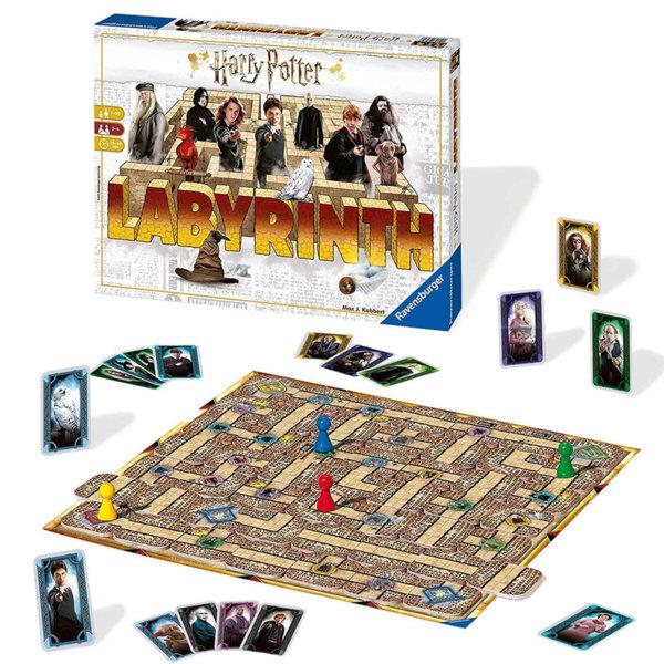 Ravensburger Harry Potter Детска игра Лабиринт Хари Потър 26031