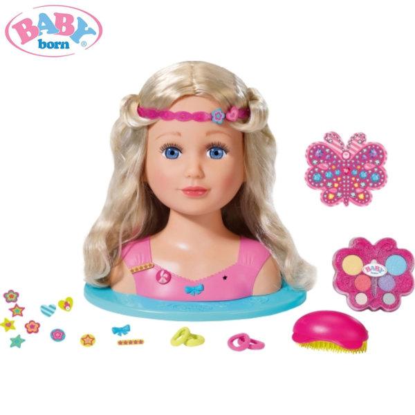 Baby Born Модел за грим и прически 824788