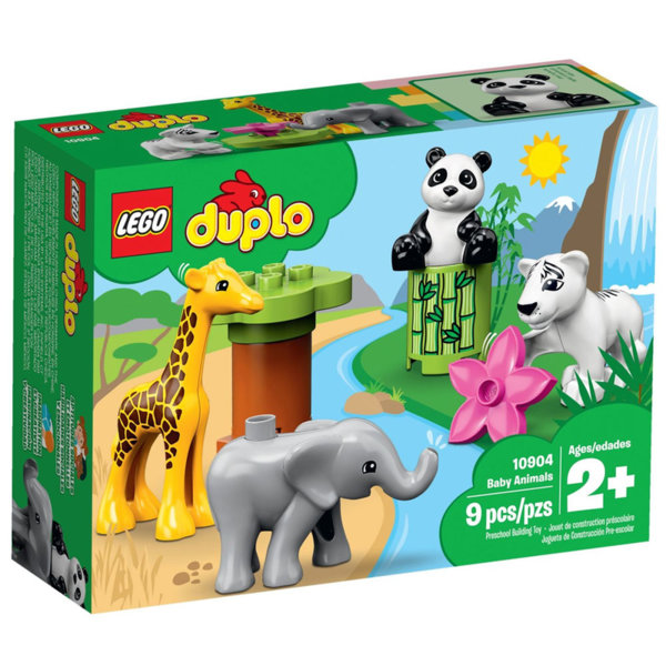 Lego 10904 Duplo Бебета животни