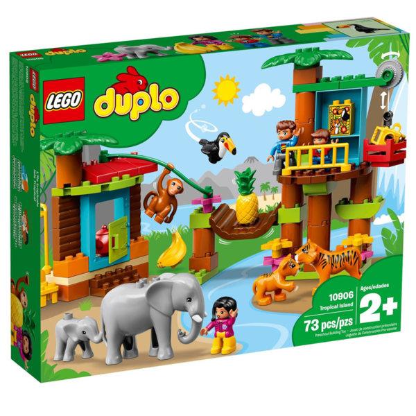 Lego 10906 Duplo Тропически остров