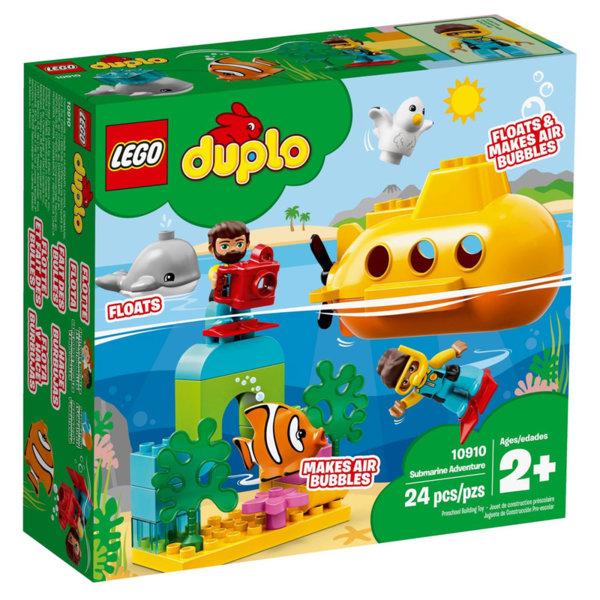 Lego 10910 Duplo Приключение с подводница