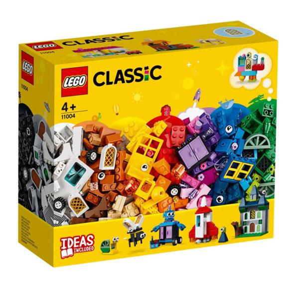 Lego 11004 Classic Прозорци към творчеството