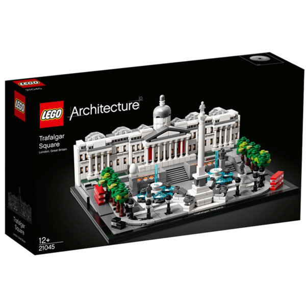 LEGO 21045 Architecture Трафалгар Скуеър