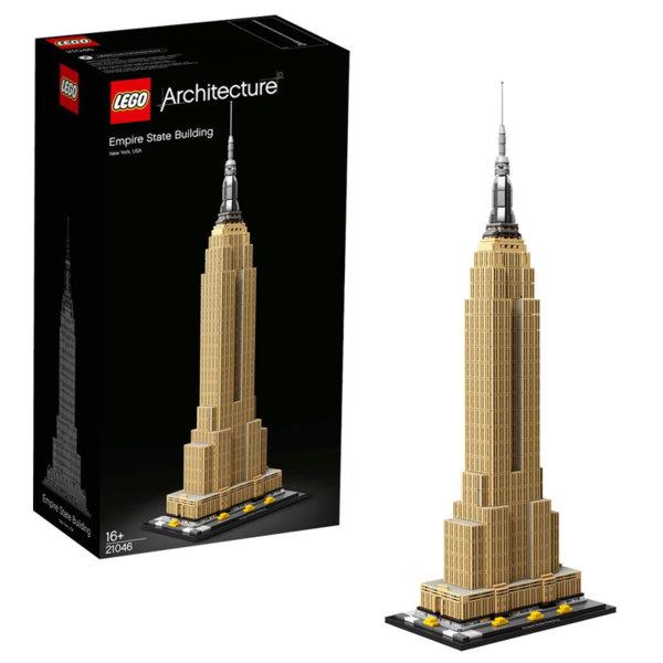 LEGO 21046 Architecture Емпайър Стейт Билдинг