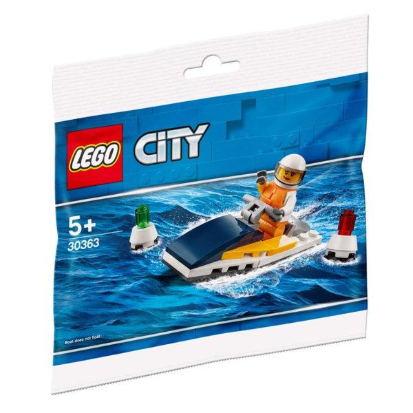 Lego 30363 City Състезателна лодка