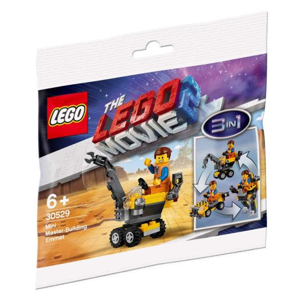 Lego 30529 The LEGO Movie2 Емет мини майстор строител