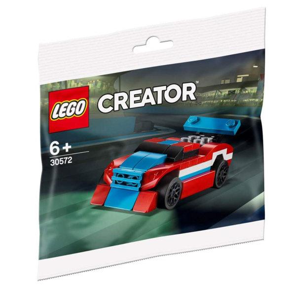 Lego 30572 Creator Състезателна кола