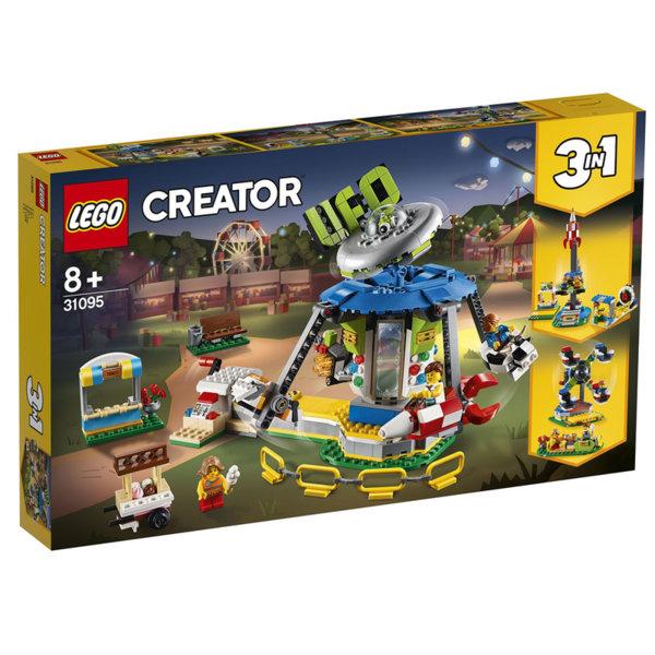 Lego 31095 Creator Въртележка на панаира