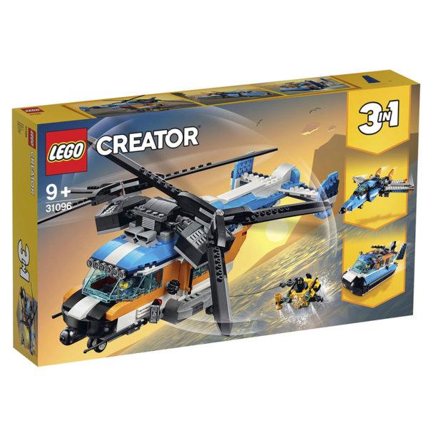 Lego 31096 Creator Хеликоптер с двойни ротори