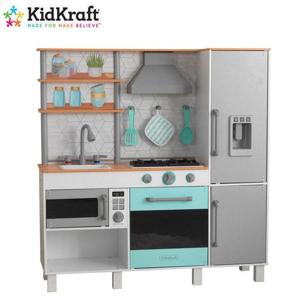 KidKraft Детска дървена кухня Gourmet Chef 53421