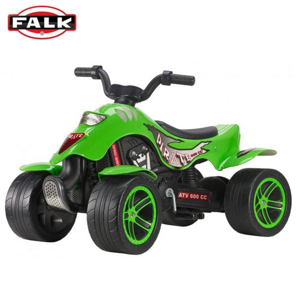 Falk Детско ATV с педали Пирати 609