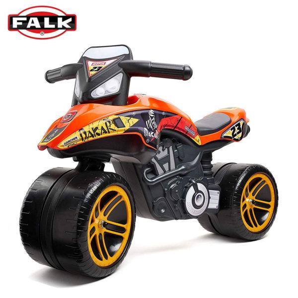 Falk Детски мотор за бутане с крачета Dakar 506D