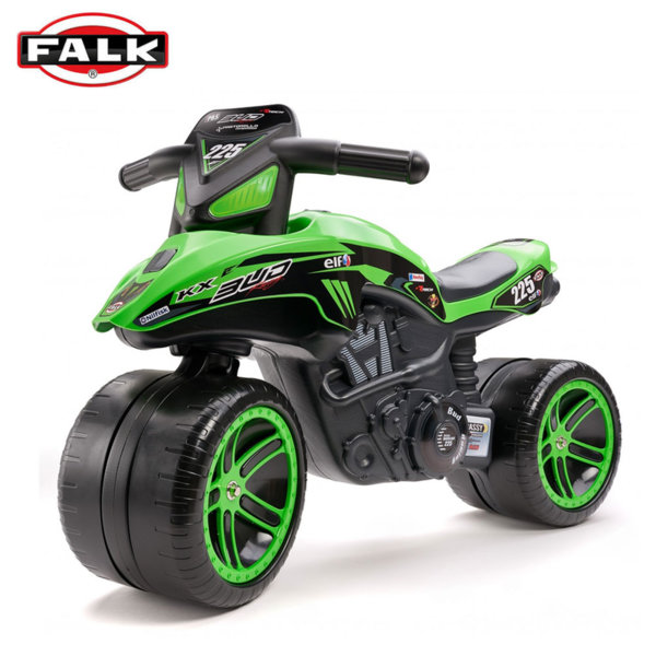 Falk Детски мотор за бутане с крачета KAWASAKI 502KX