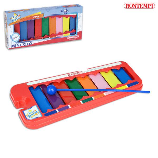 Bontempi Детски ксилофон Mini Xylo 550833