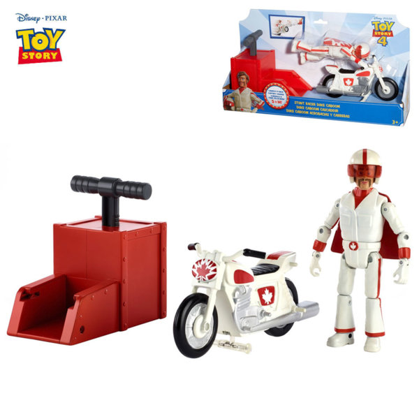 Disney Toy Story Комплект за игра Duke Caboom каскадьор GFB55