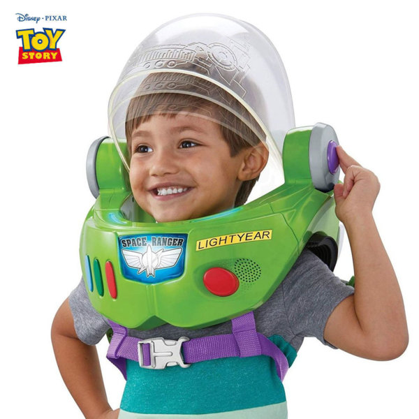 Disney Toy Story Шлема на Баз Светлинна Година със звук и светлина GFM39