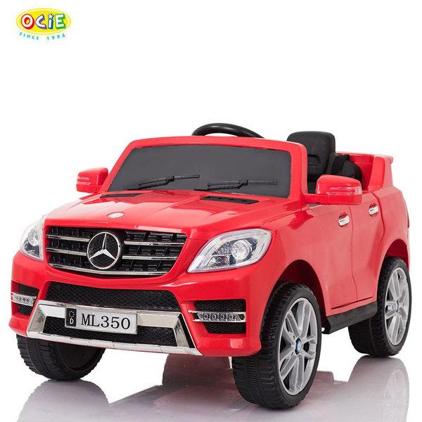 Ocie Акумулаторен джип Mercedes Benz M-Class 6V с родителски контрол червен 8490029
