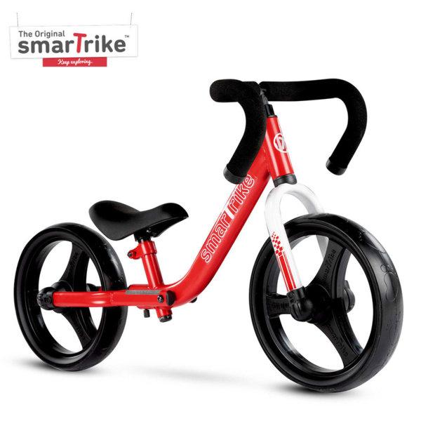 SmarTrike Балансиращо сгъваемо колело червено 1030500