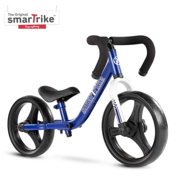 SmarTrike Балансиращо сгъваемо колело синьо 1030800
