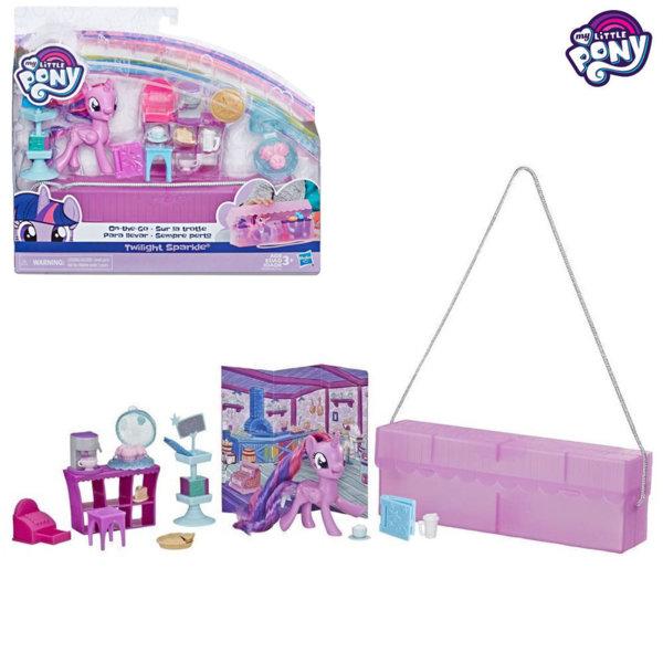 My Little Pony Моето малко Пони с чантичка и аксесоари Twilight Sparkle E4967