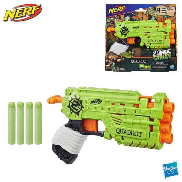 Nerf Бластер Нърф Zombie Strike Quadrot E2673