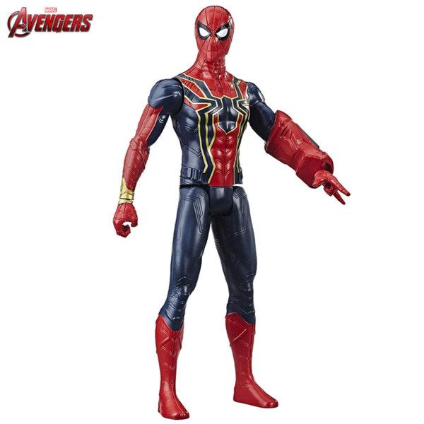 Marvel Avengers Екшън фигура 30см Iron Spider с Power FX порт E3308