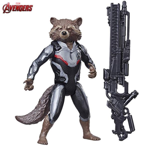 Marvel Avengers Екшън фигура 30см Rocket Raccoon с Power FX порт E3308