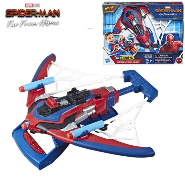 Nerf Spider Man Бластер Spiderbolt E3559