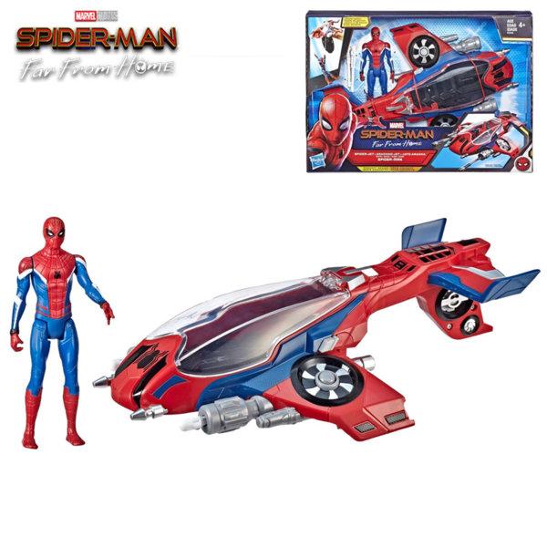 Hasbro Spider Man Джета на Спайдърмен E3548