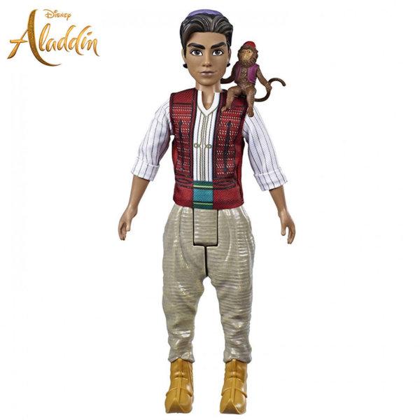 Disney Aladdin Кукла Аладин с маймунката Абу E5446
