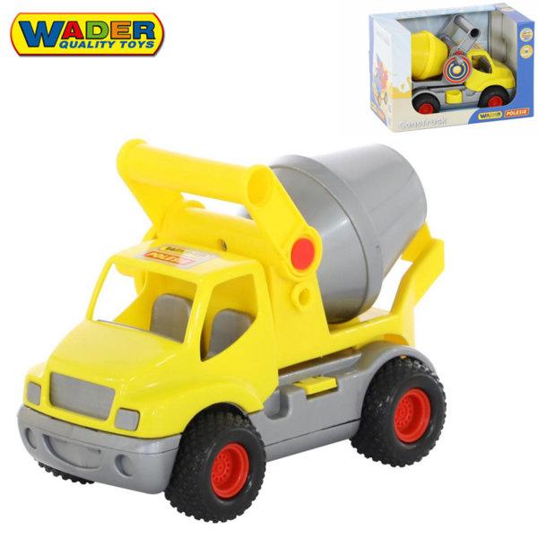 Wader Детски бетоновоз 27см 44853