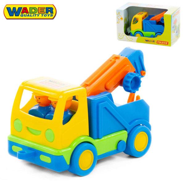 Wader Моят първи камион с кран 24см 40138