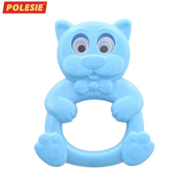 Polesie Бебешка дрънкалка-чесалка Коте 61812