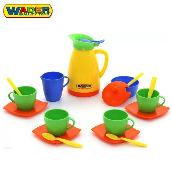 Wader Детски сервиз за кафе 40619