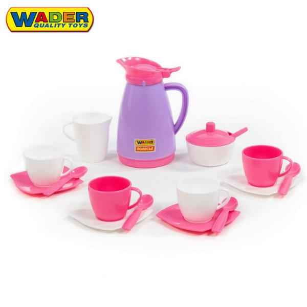 Wader Детски сервиз за кафе 40626