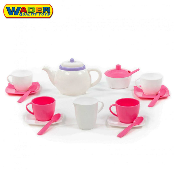 Wader Детски сервиз за чай 58966