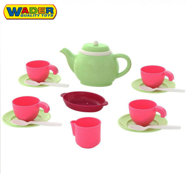 Wader Детски сервиз за чай 61553