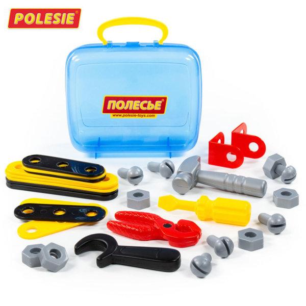 Polesie Комплект инструменти в куфарче 56498