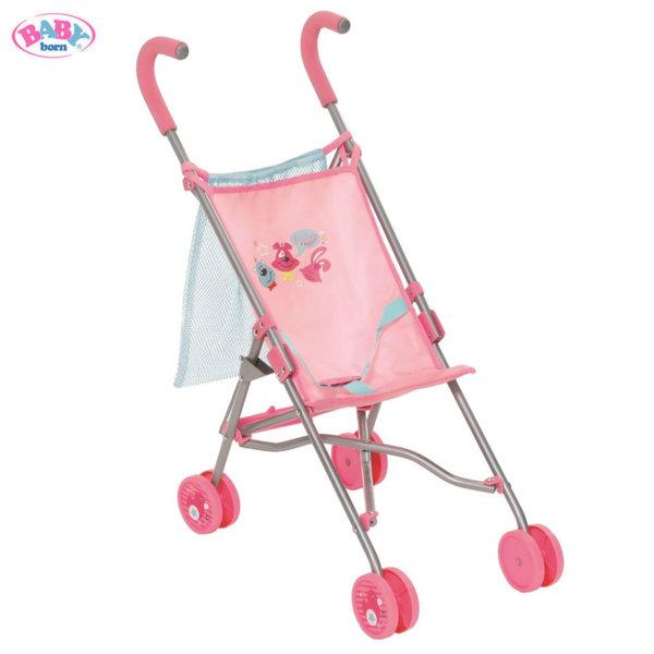 Baby Born Лятна количка за кукла Бейби Борн 825792