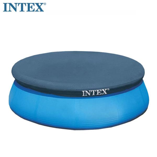 Intex Покривало за басейн 457см 28023