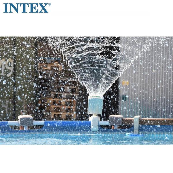 Intex Пръскалка за басейн с LED светлина 28089