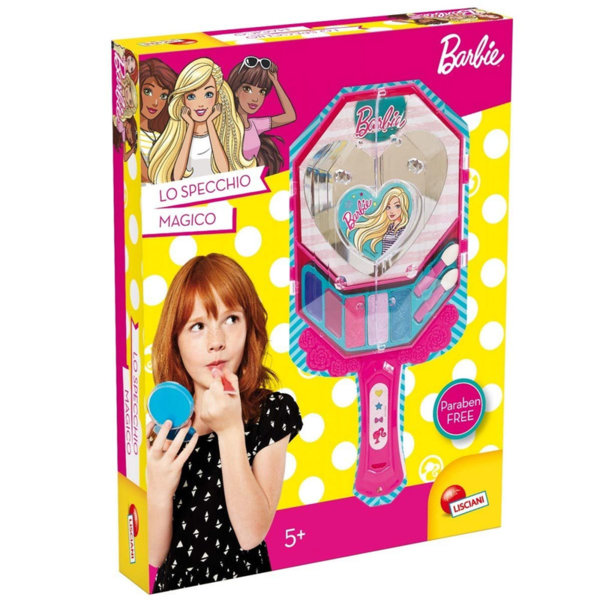 Lisciani Barbie Магическо огледало с гримове 62188