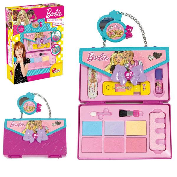Lisciani Barbie Детска чанта с гримове 62195