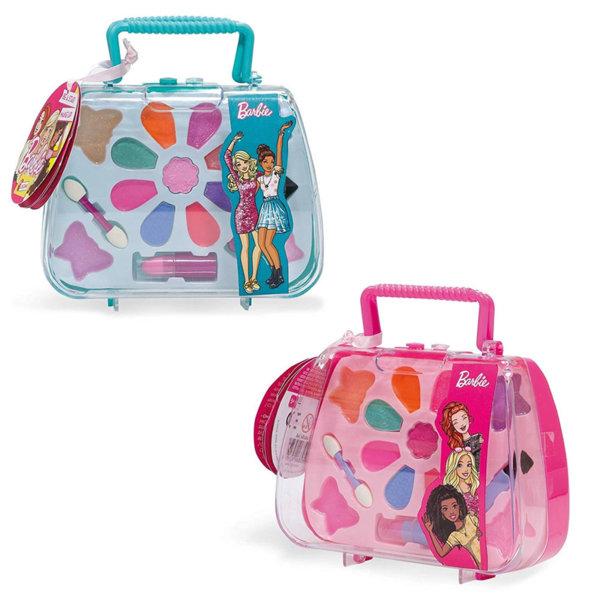 Lisciani Barbie Детска палитра с гримове в чантичка 68289