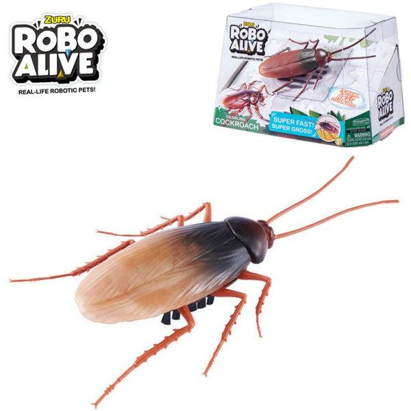 Zuru Robo Alive Движеща се Робо хлебарка 7112