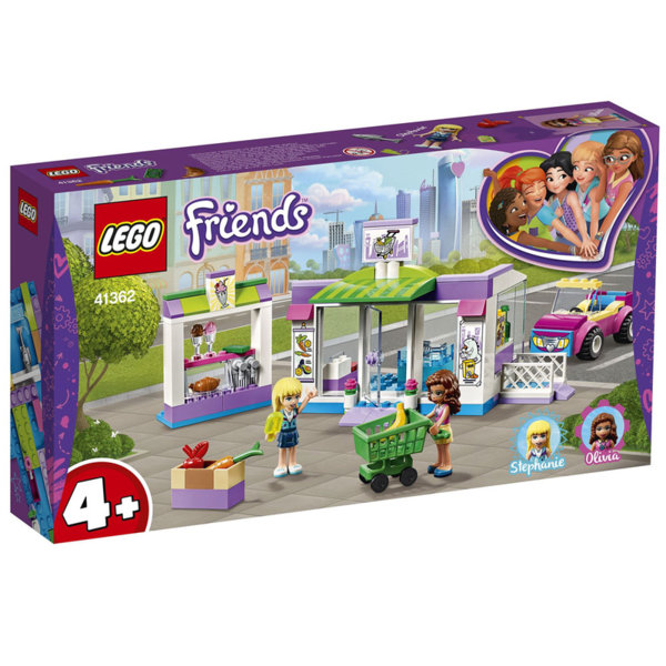 Lego 41362 Friends Супермаркет в Хартлейк Сити